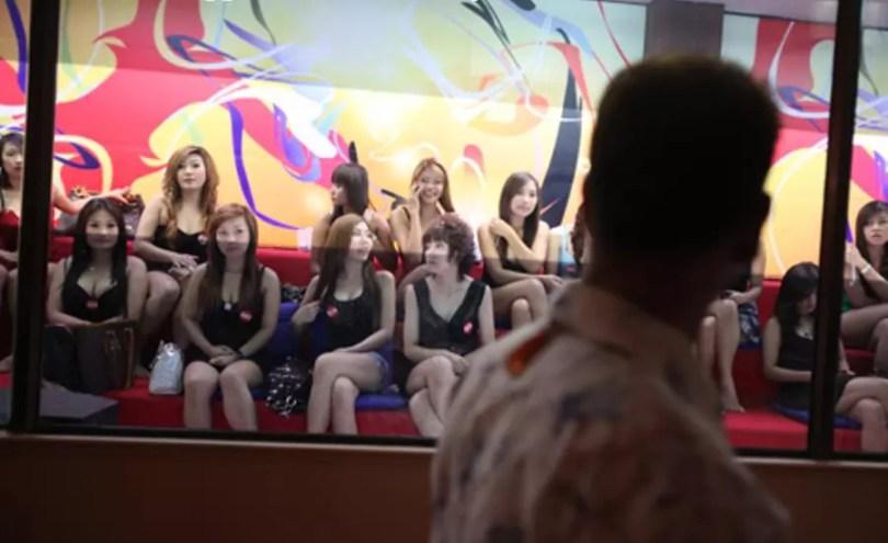 Prostituição em Tóquio (Foto: Big Ofeature)