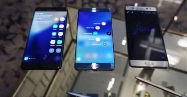 Galaxy Note 7 (Foto: Divulgação/Montagem MN)