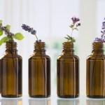 Aromaterapia: Aceites desinfectantes y curativos