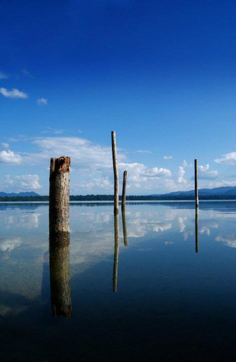 Laguna Lachuá. Fotografía de Pablo Javier Cuellar.