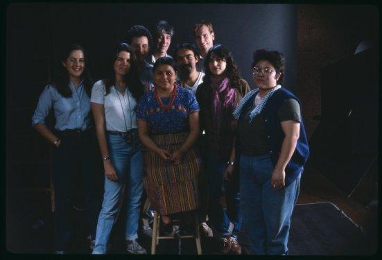 Fotografía de: Studio Shoot, tomada 1983.