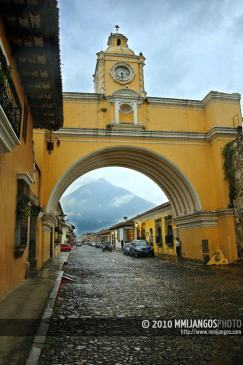 Ruinas del Convento de San Jerónimo, Antigua Guatemala - foto por Maynor Marino Mijangos