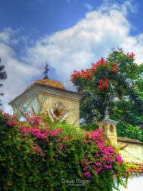 La Casa de los Cadaveres Azules, La Antigua Guatemala - foto por David Rojas