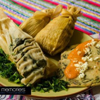 Tamalitos de Chipilin - foto por True Memories Photography
