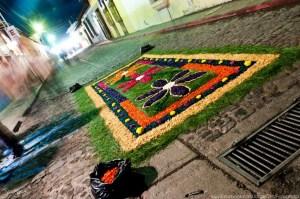 Alfombra - Antigua Guatemala - Jorge Ortiz