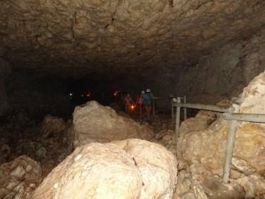 Cueva del Tigre, Izabal - foto por Maritza Avila