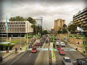 Centro Cívico, Zona 4 de la ciudad Capital - foto por Dave Gt Rojas