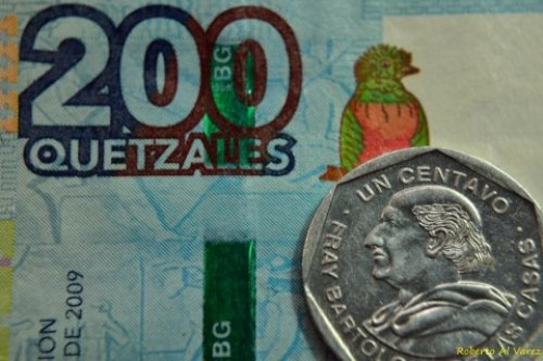 Moneda - maxima y minima denominacion - Roberto Alvarez