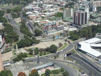 Plaza del Obelisco, Guatemala - Jorge M. Gabriel
