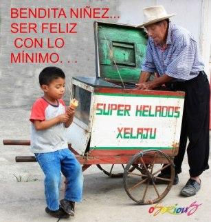 fLa Niñez - foto por Osorious Oso
