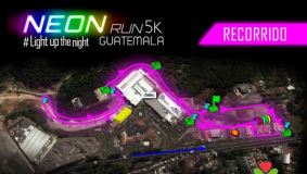 Evento – NEON RUN Light Up The Night