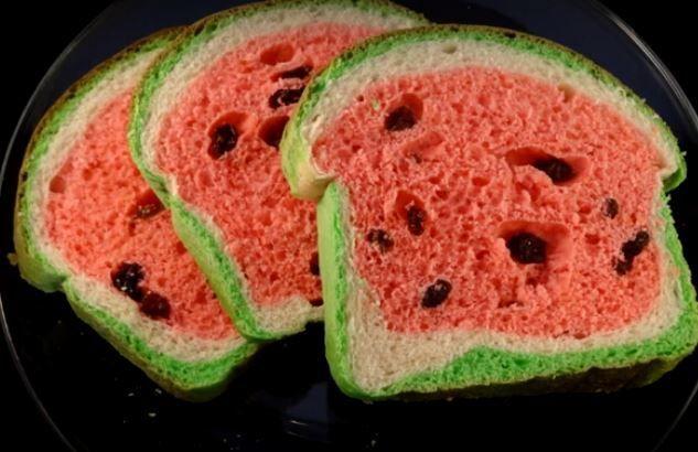 Aprenda a Fazer Pão de Melancia