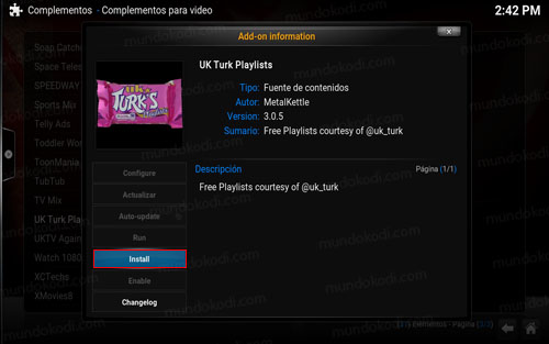 addon uk turk playlist 2-install