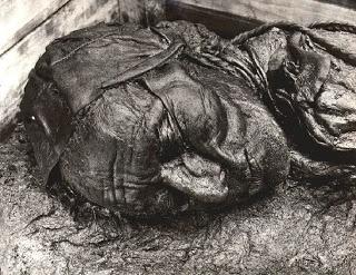 1001-tollundman La bellísima momia del Hombre de Tollund