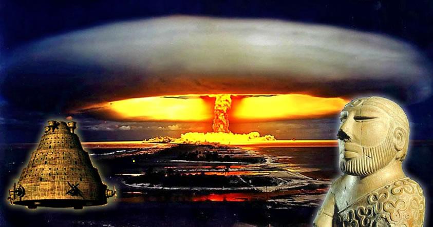 Mohenjo-Daro: ¿Una antigua ciudad destruida por un ataque nuclear hace miles de años?