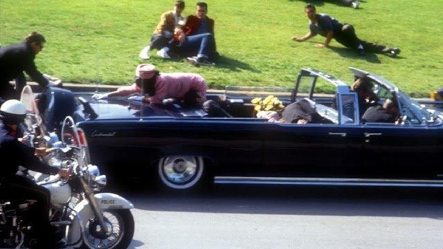 asesinato-de-jfk- Sorprendente: La CIA admite encubrir asesinato de JFK
