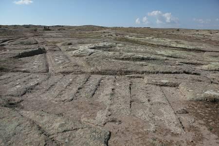 castellar_de_meca_49-2-676x450-150x150 Hallan huellas de vehículos en rocas de 12 millones de años