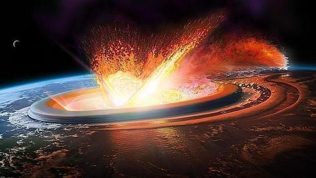 cometa-kxB-620x349@abc Un cometa pudo cambiar el clima de la Tierra hace 55 millones de años