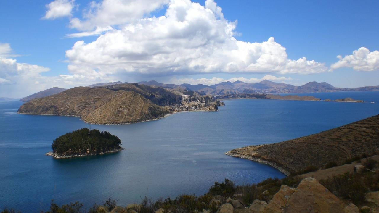 isla-del-sol El Titicaca : Secretos Y Enigmas.