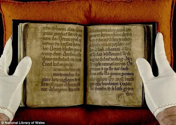 libro-negro1 El misterio del libro Negro de Carmarthen