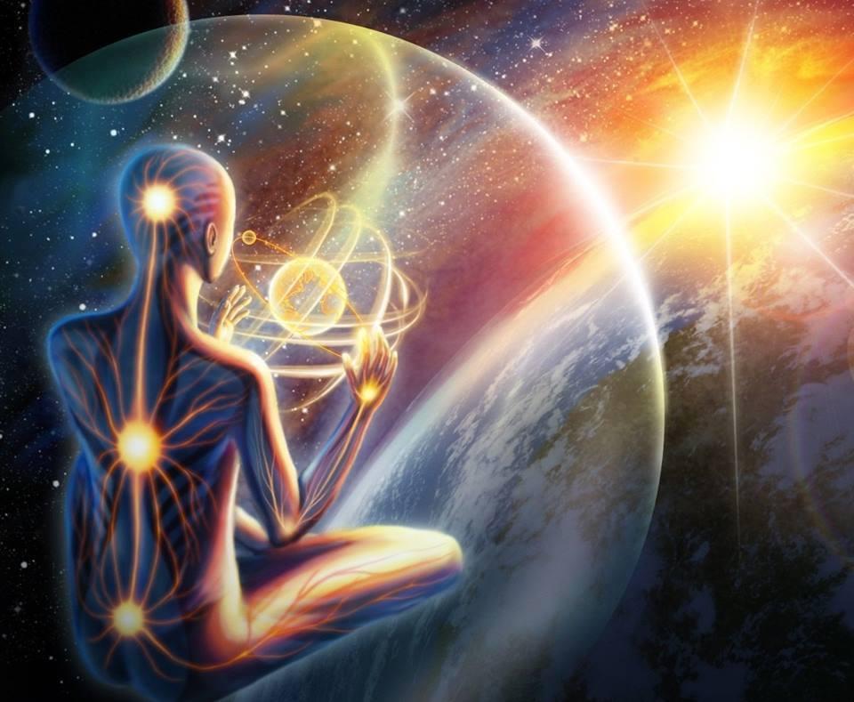 La Consciencia y la Energía son lo mismo.