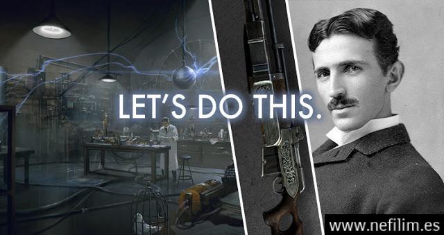 0portal1 La Conexión Secreta: El Portal Interdimensional de Níkola Tesla, Van Gogh y Robert W. Chambers