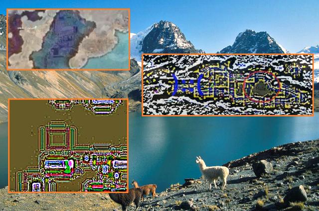 ¿Nuevas Evidencias Increibles de Una Antigua Civilización Sumergida en el Lago Titicaca?