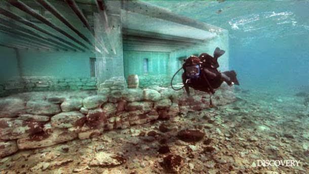 8-7 Las 5 ciudades olvidadas bajo las aguas