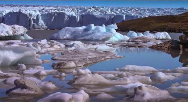 Catturagroenlandia2 Deshielo de Groenlandia es más rápido y anticipa una gran alza del mar