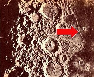 ParedLuna El misterio censurado de la luna