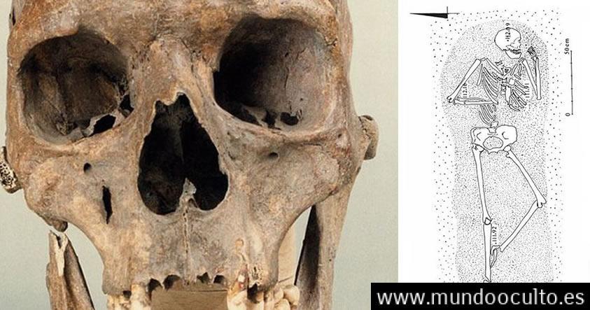 Arqueólogos descubren el esqueleto completo de una «Gigante» en Polonia