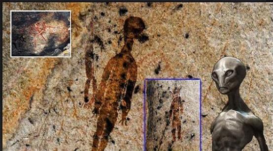 arqueologos-pinturas-de-extraterrestres-y-ovnis-que-datan-de-mas-de-10-000-anos Arqueólogos: Pinturas de extraterrestres y ovnis que datan de más de 10.000 años.