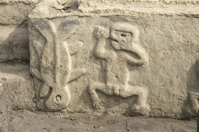 caral_sequia Encuentran vestigios de una gran sequía sufrida por la cultura más antigua de América