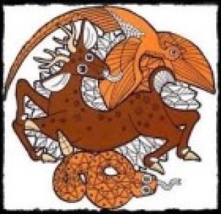 el-venado-el-faisan-y-la-serpiente-de-cascabel El venado, el faisán y la serpiente de cascabel