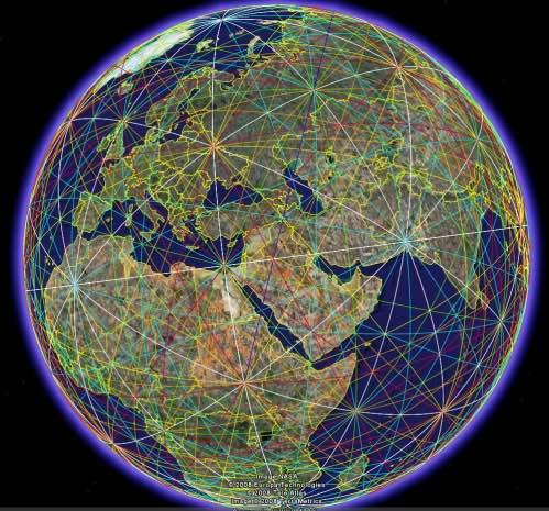 las-asombrosas-conexiones-en-linea-recta-entre-las-antiguas-civilizaciones4 Las asombrosas conexiones en línea recta entre las antiguas civilizaciones
