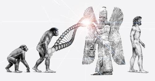 """mankind ¿Quiénes fueron los verdaderos """"Dioses del Edén""""?"""