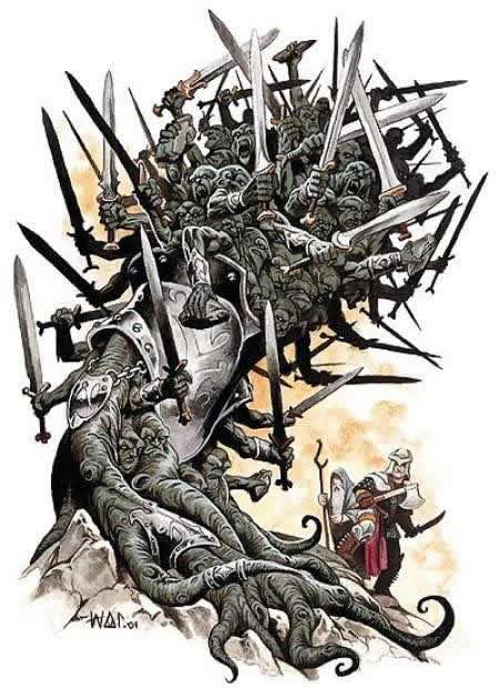 mitologia-hecatonquiros Mitologia: #Hecatónquiros