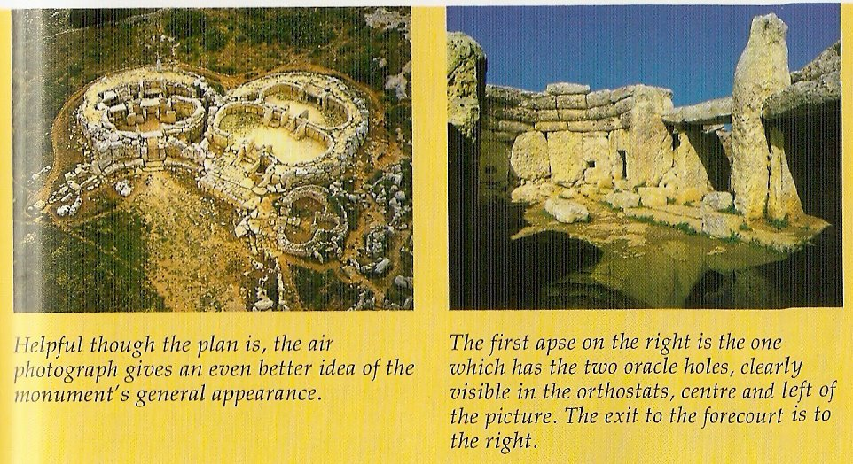 oraculo Templos IMPOSIBLES de una religión PREHISTÓRICA anterior a Adán: Los templos de Hagar Qim en Malta
