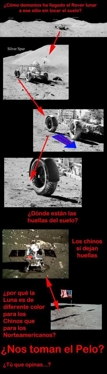 rover_apollos NASA filmó las misiones Apolo en un estudio ?