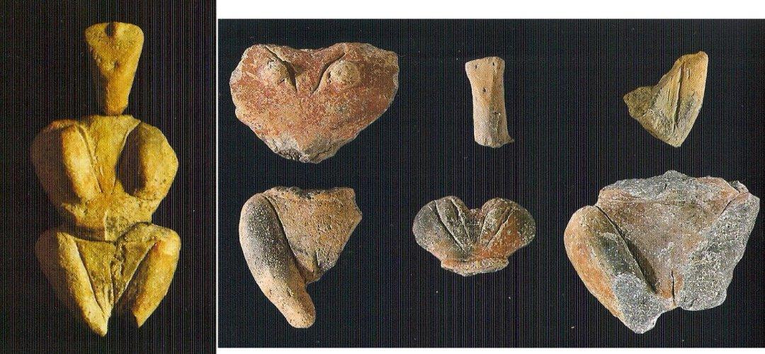 skorba6 Templos IMPOSIBLES de una religión PREHISTÓRICA anterior a Adán: Los templos de Hagar Qim en Malta