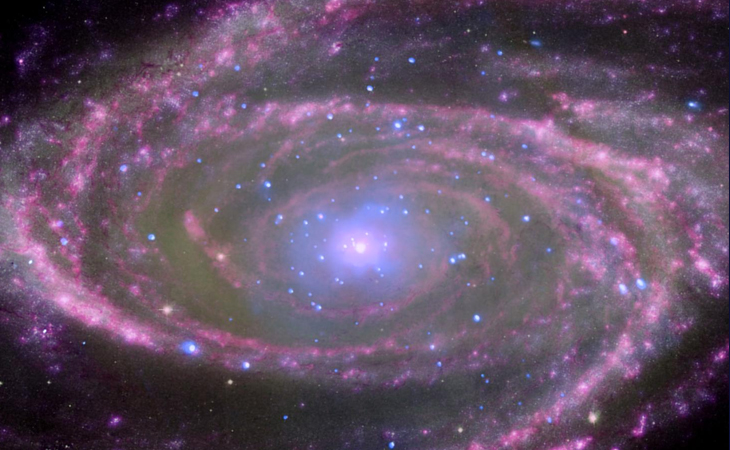 Físico teórico: «Nuestro Universo podría existir dentro de un agujero negro»