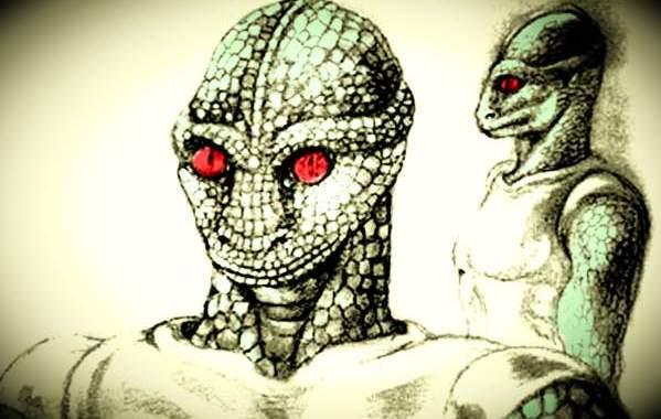 El  reptiliano que se vio en Valencia en 1968