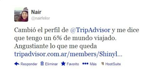 tuit tripadvisor 6 %