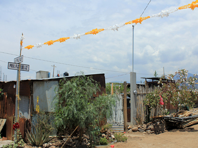Transforman la vida de 314 familias de Tlacolula, a través del suministro de energía eléctrica