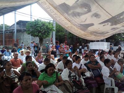 Entrega SEDAPA apoyos por siniestros agrícolas en la Costa