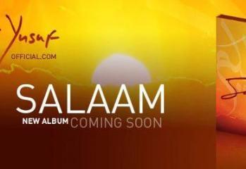 Album Salaam - Sami Yusuf yang bakal diterbitkan tidak lama lagi.