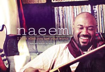 Released on 29th August, this is Naeem's first solo album