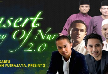 Konsert Journey of nur 2.0