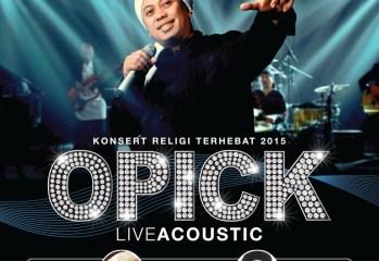 konsert opick live