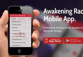 awakening radio mobile app